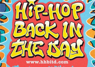 THE HIP HOP BACK IN THE DAY