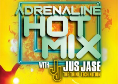 ADRENALINE HOT MIX