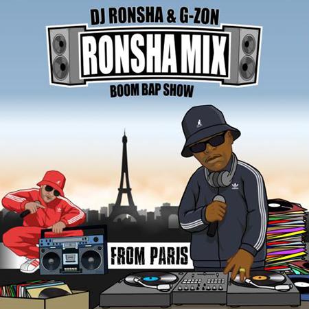 THE RONSHA MIX