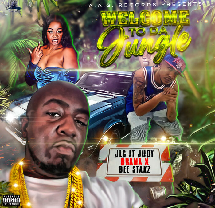 """Welcome to Da Jungle"" by JLC x Judy Drama x Dee Stakz"
