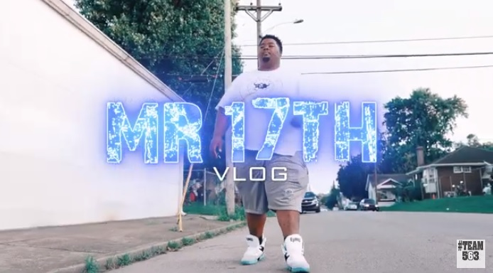 Philly Blocks – Mr. 17th Vlog (Ep.1)